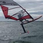 Cours particulier FOIL windsurf en Martinique