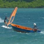 Cours particuliers de windsurf